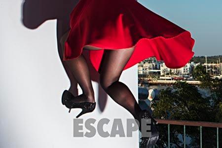 Escape Series at JohnCluderay.com