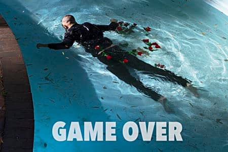Game Over Series at JohnCluderay.com